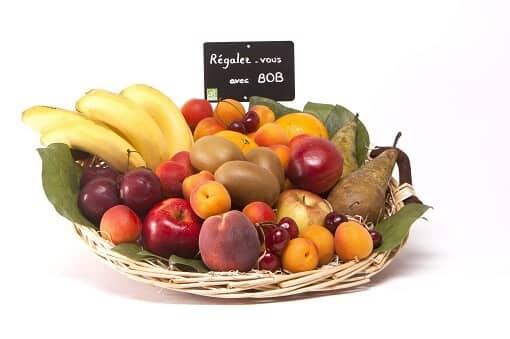 corbeilles de fruits paris