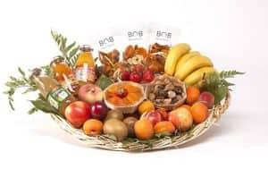 corbeilles de fruits-livraison de corbeilles-fruits bio-corbeilles de fruits paris-fruits au travail