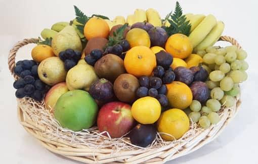 Livraison corbeille de fruits à Paris
