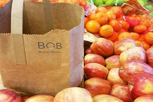 Livraison corbeille de fruits